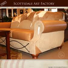 Custom Leather Sofas Western Sofa Custom Leather Couches Designer Furniture