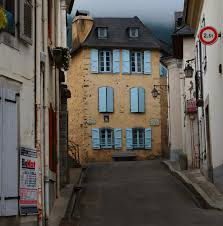 french house free images architecture road town alley facade lane