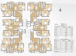 high rise apartment floor plans high rise residential building floor plans best of luxury apartments