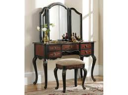 Nightfly White Bedroom Vanity Set Fancy Decorating Ideas Using Rectangular Silver Metal Dressers And