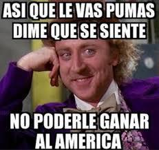 Memes De Pumas Vs America - capital m礬xico los mejores memes del pumas vs am礬rica