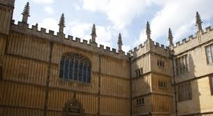 Bodleian Library  Oxford   Dissertation Reviews