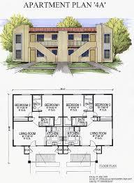 8 Unit Apartment Building Floor Plans Apartments4a