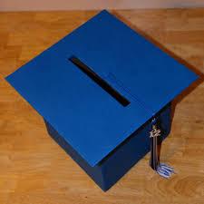 unique graduation card boxes nancy s craft spot graduation card box