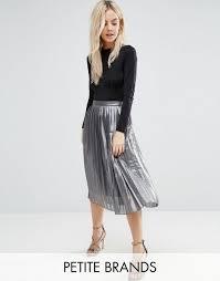 boohoo plus size dresses cheap boohoo petite metallic pleated