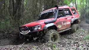 land rover mud mud bogging extreme offroad land rover discovery ii td5 youtube