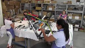 lumar colors verniciatura telai bici da corsa youtube