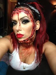 Halloween Liquid Latex Makeup by Stitched On Face Halloween Make Up U2013 Kara Delfino Make Up Artist