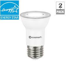 ecosmart 35w equivalent bright white par16 dimmable led flood