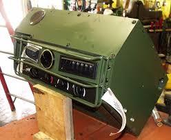 new a c heater in dash unit m1078 stewart stevenson lmtv m1079