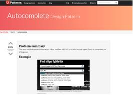 gui design patterns how to use the best ui design patterns