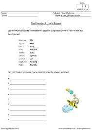 pre worksheets ordering numbers worksheet primary