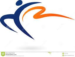 r logo sport vecto rlogo gymnastics stock photo image 13373150