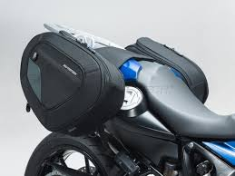 bmw f800r accessories uk bmw f800r blaze pannier set from sw motech