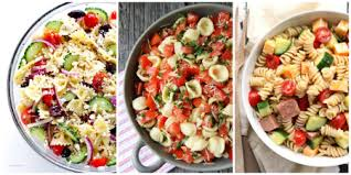easy cold pasta salad pasta salad recipes easy cold pasta dishes mainlinefoodie net