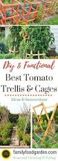the best tomato trellis u0026 tomato cages gardens garden ideas