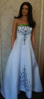 wedding dress trim trend white wedding dress with blue trim 78 with additional