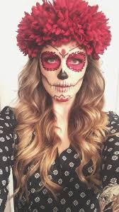 Costumes Halloween 25 Sugar Skull Costume Ideas Sugar Skull