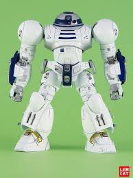 fan made r2 d2 and gundam mash up made us wish it was real geek