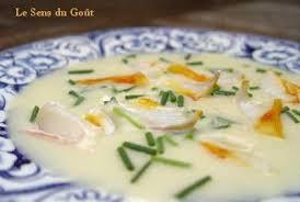 cuisiner haddock soupe écossaise au haddock le sens du goût