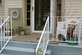 porch decorating ideas front porch decorating ideas on a budget hoosier homemade