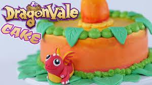 dragon fruit dragonvale cake nerdy nummies youtube