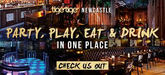 Christmas Parties In Newcastle - newcastle tiger tiger