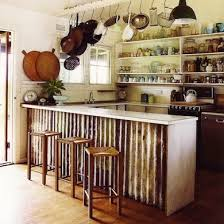repurposed kitchen island ideas a corrugated kitchen diy kitchen island 12 repurposed islands