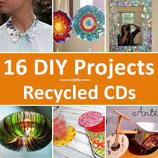 Art And Craft Designs And Ideas 16 Diy Cd Craft Ideas Using Recycled Cds That Are Scratched