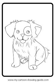 dog coloring pages for toddlers how to draw dog coloring page jpg 2126 3189 dog sketches