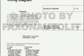 mazda 626 distributor wiring diagram wiring diagram