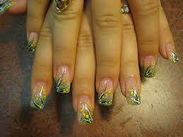 picture 3 of 6 pictures of fingernail designs photo gallery