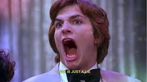Ashton Kutcher Burn Meme - meme ashton kutcher