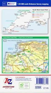 map az a z adventure map somerset