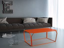 Coffee Table Tray by Tray 3 Metal Coffee Table By Meme Design Design Enrico Cesana