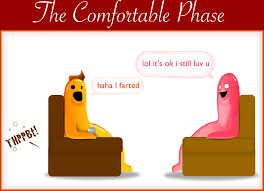 Get Comfortable The Home Of The Twisted Red Ladybug Thoughts Upon Being Comfortable