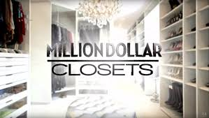 Million Dollar Furniture by Million Dollar Closets With Lisa Adams Episode 1 Youtube
