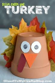 Thanksgiving Centerpieces For Kids 88 Best Thanksgiving Pot Crafts Images On Pinterest Holiday