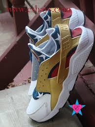 American Flag Shoes Custom Nike American Flag Print Huarache Sneakers Eshays Llc