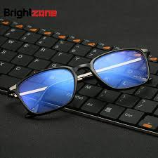 blue light filter goggles retro vintage anti blue rays blue light filter tr90 plain eyeglasses