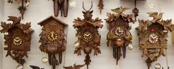 black forest cuckoo clocks