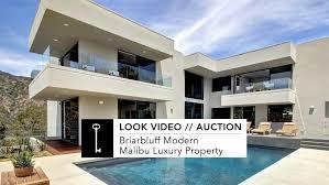 look video briarbluff modern malibu luxury home youtube