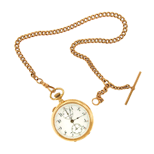 pocket watch chain necklace images Rose gold pocket watch chain aaron faber jpg