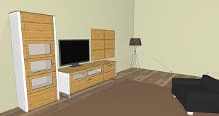 Wohnzimmer Online Planen Kostenlos Solid Von Gwinner Wohnwand Sl7 Weiß Asteiche Wohnzimmer Online Kaufen