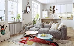 Wohnzimmer Skandinavisch Einrichten Funvit Com Wandfarben 2015