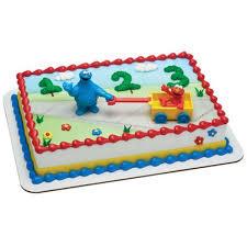 elmo cake topper sesame cookie and elmo cake topper walmart