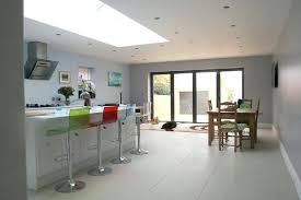 kitchen diner extension ideas contemporary kitchen diner contemporary white kitchen diner