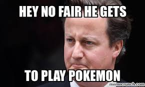 Cameron Meme - fair david cameron