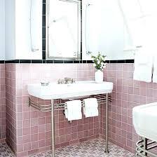 retro pink bathroom ideas pink tile bathroom pink tile bathroom best pink bathroom vintage