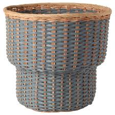 Wicker Floor Vase Plants Plant Pots U0026 Stands Plants Ikea